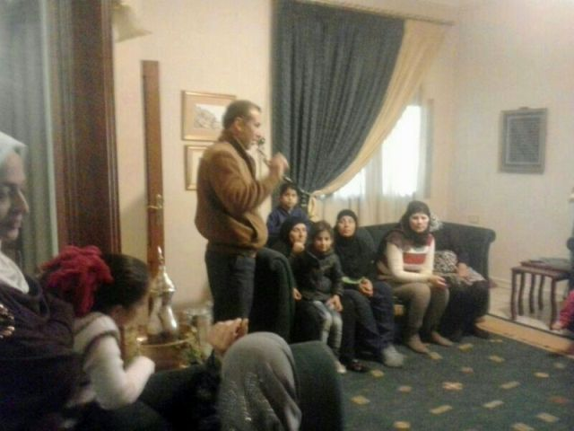 احتفال لمناسبة يوم المرأة العالمي في البقاع الأوسط