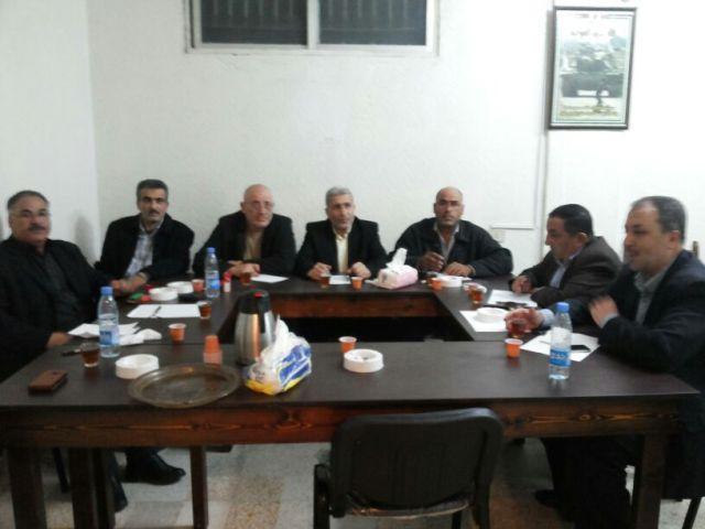 بيان صادر عن لجنة التنسيق الفلسطينية في صور