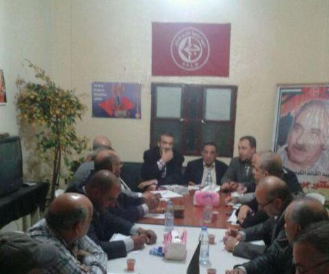 الفصائل الفلسطينية في منطقة صور تؤكد على عمق العلاقة الفلسطينية اللبنانية
