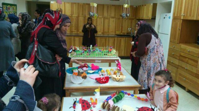 نهر البارد: مؤسسة غسان كنفاني تقيم معرضاً لرسومات الأطفال