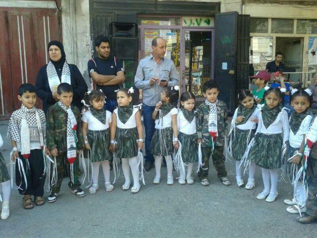 جمعية النجدة الاجتماعية في البداوي تحيي ذكرى النكبة الـ66