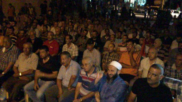 حركة حماس تقيم ندوة سياسية في مخيم نهر البارد