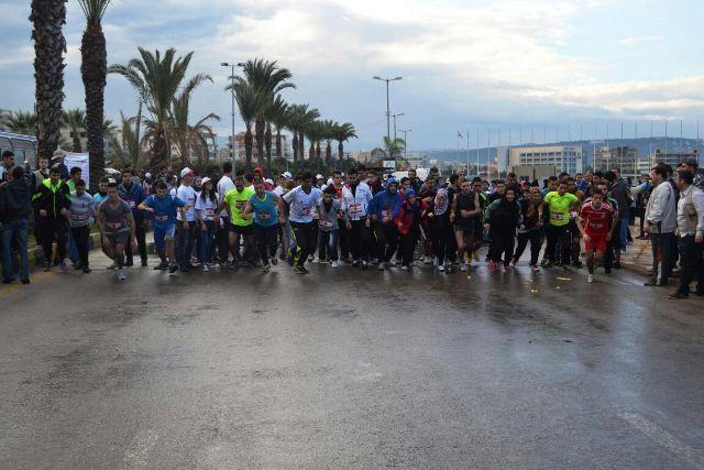 الجمعيات الأهلية في طرابلس نظمت سباقاً للجري