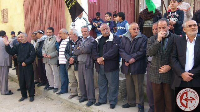 حركة الجهاد الإسلامي في نهر البارد تتضامن مع الحركة الأسيره