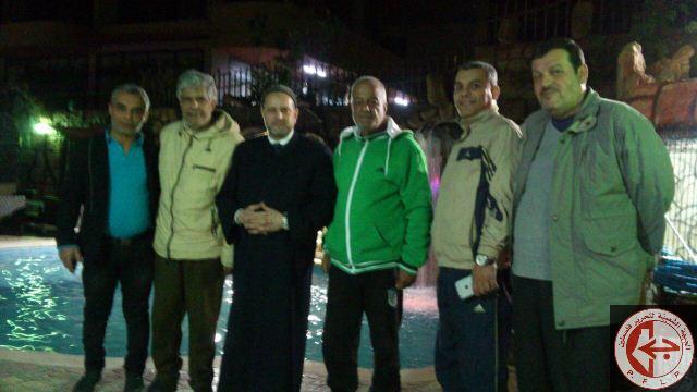 الإعلان عن تشكيل لجنة صندوق المغترب في مخيم نهر البارد