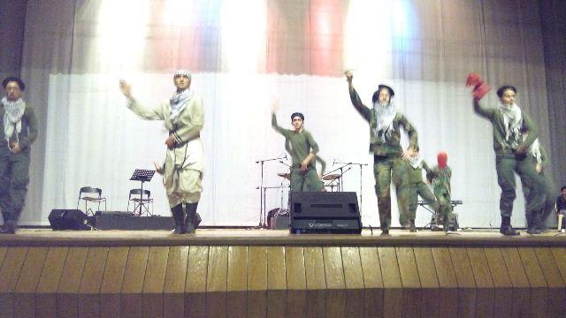 فرقة أجراس العودة أحيت حفلاً فنياً في الأونيسكو