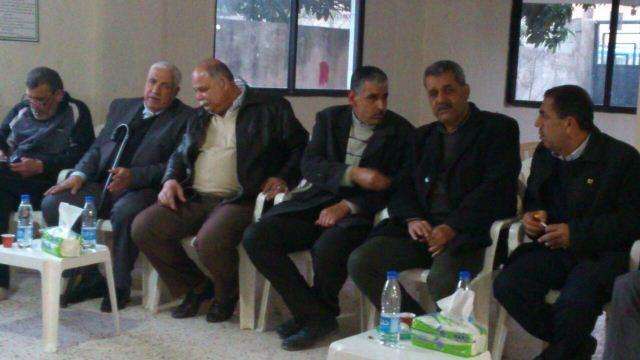 الجبهة الشعبيه تعزي بوفاة محمود عيسى في مخيم نهر البارد