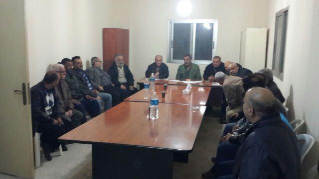 المقاومة ترعى مصالحة عائلية في مخيم البداوي