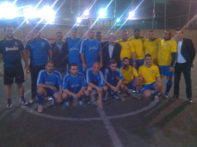 نادي الأرض الرياضي أطلق نشاطه الرياضي والكشفي في طرابلس