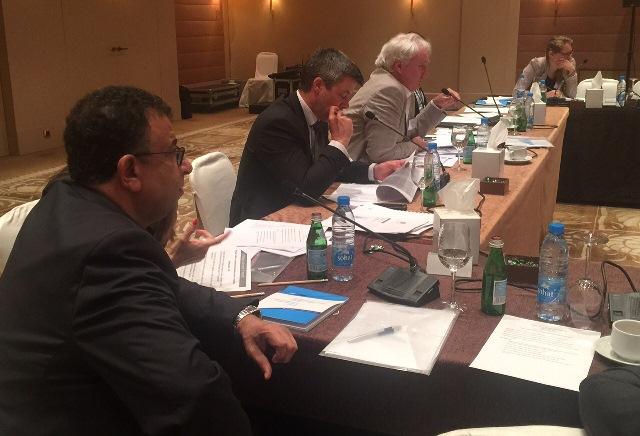 مؤتمر تشاوري دولي حول  استراتيجية الانروا المستقبليه للعام ٢٠٢١