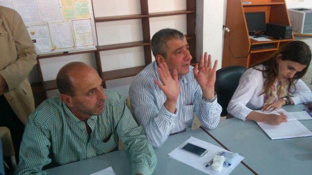 الفصائل الفلسطينية وخلية الأزمة في نهر البارد تلتقي المدير العام للأنروا