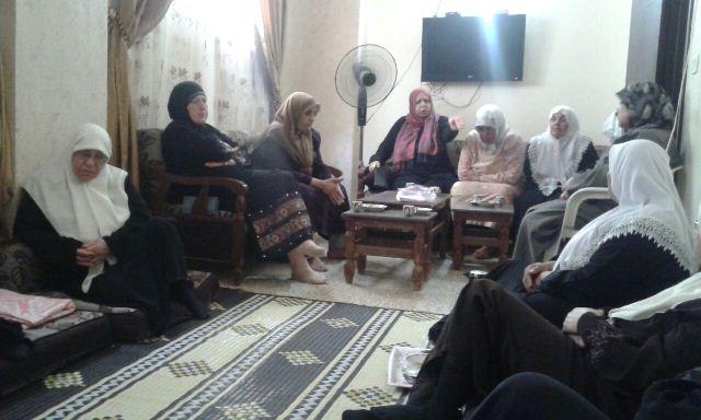 لجان المرأة في الشمال قامت بسلسلة أنشطة