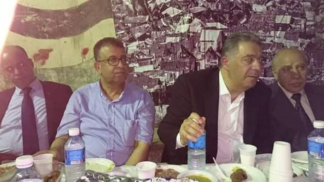 افطار رمضاني تخليداً لذكرى شهداء تل الزعتر