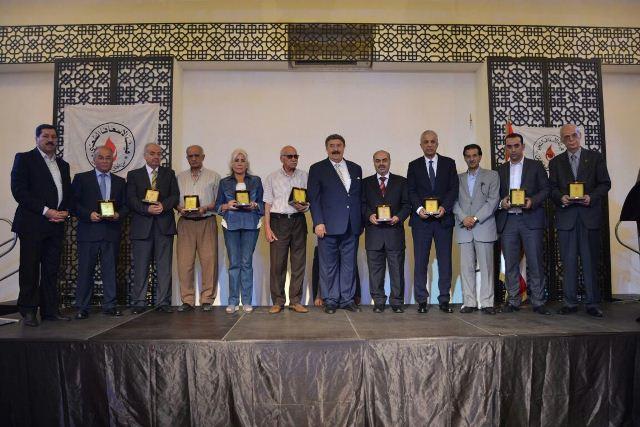افطار للإسعاف الشعبي في طرابلس وتكريم جمعيات وشخصيات