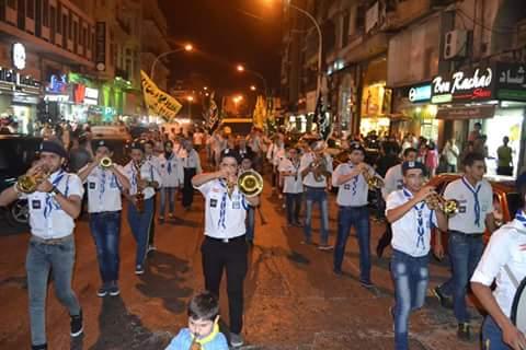 مسيرة رمضانية كبرى لملتقى الجمعيات الأهلية في طرابلس
