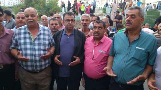 بحضور عبد العال الفصائل الفلسطينيه تنظم مسيرة شعبية لمناسبة عيد الفطر في نهر البارد