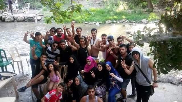 منظمة الشبيبة الفلسطينية في البداوي تنظم رحلة ترفيهية