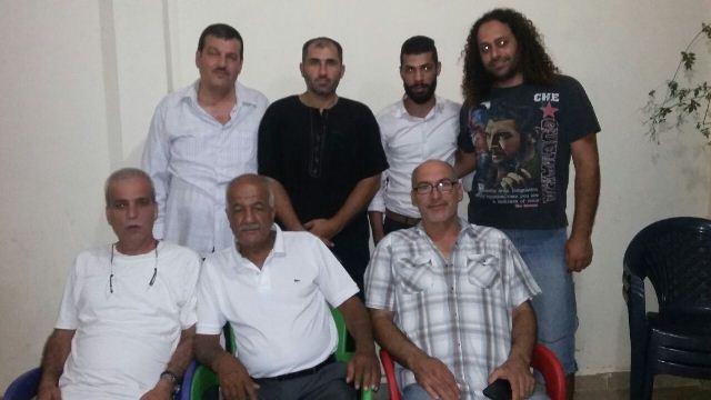 الاجتماع التأسيسي للجنة حق العودة في مخيم نهر البارد