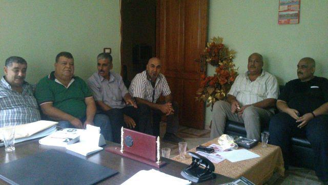 مسؤول الملف التربوي في اللجان الشعبية في لبنان يزور منطقة الشمال