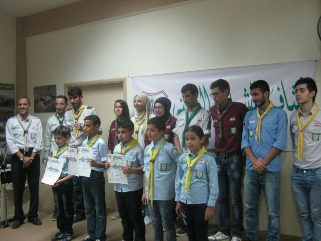 كشاف الشباب الوطني إختتم أنشطته الصيفية في طرابلس: لقانون انتخابي يؤمن صحة التمثيل