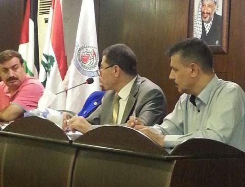 رابطة اهالي مخيم تل الزعتر تعقد مؤتمرها الثالث