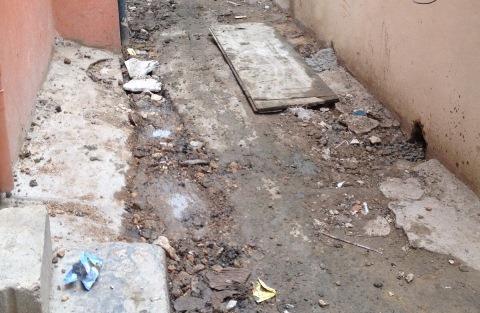 مشروع البنية التحتية في مخيم الرشيدية ... انطلاقة جديدة