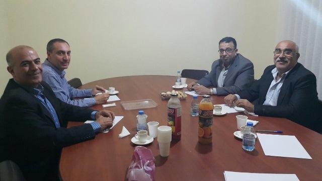 الشعبية والتقدمي يؤكدان على المشروع الوطني الفلسطيني وحقوق اللاجئين
