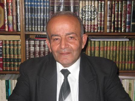 الدكتور صلاح الدين الهواري، عضو المجلس الوطني الفلسطيني