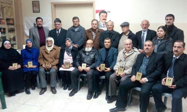 المؤتمر الشعبي في طرابلس يحتفل بالذكرى ال 51 لتأسيس