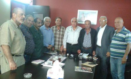 دائرة العمل والتنظيم الشعبي في لبنان تؤكد التزامها بتوجهات القيادة السياسية وخلية الأزمة.
