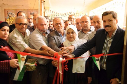 حركة فتح تحيي ذكرى النكبة بمعرض تراثي في الشمال.