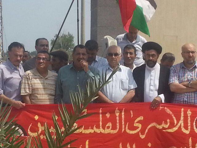 لقاء وطني لبناني فلسطيني في المنية.