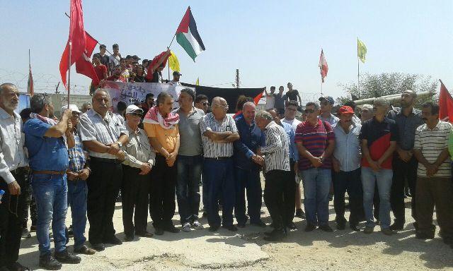 أبو جابر: الجبهة الشعبية ستظل متمسكة بالمقاومة والنضال حتى تحقيق أهداف الشعب الفلسطيني