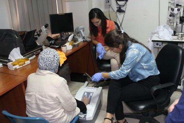 حملة للكشف المبكر عن ترقق العظام في مركز ابن سينا الصحي بطرابلس