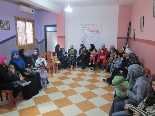 مركز التضامن الاجتماعي- نواة نفّذ مشروع NEW BEAM