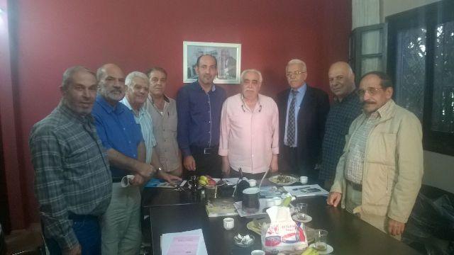 دائرة العمل والتنظيم الشعبي لمنظمة التحرير الفلسطينية في لبنان ،نحو مزيد من الإنجازات في إطار الاتحادات الشعبية في لبنان