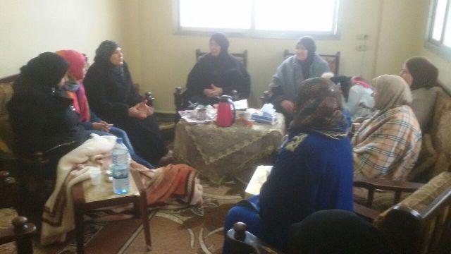 لجان المرأة الشعبية الفلسطينية في الشمال تنظم ندوة سياسية