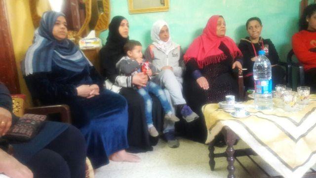 لجان المرأة الشعبية الفلسطينية تقيم ندوة صحية بمخيم عين الحلوة