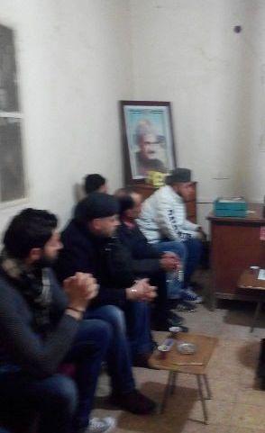 ندوة شبابية في مخيم الجليل- بعلبك لمناسبة يوم شهيد الجبهة