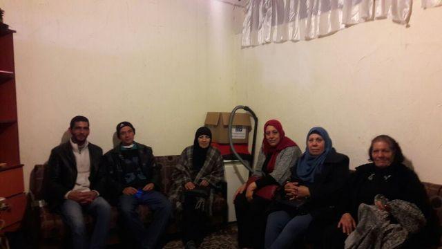 اللجنة الاجتماعية في صيدا تزور عوائل شهداء الجبهة في يوم الشهيد