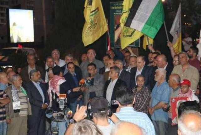 عبد العال: الأسرى أكدوا أن لا تعايش مع الاحتلال