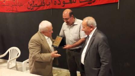 المناضل غالب بو مصلح: مهمة تحرير فلسطين تقع على عاتق كل القوى التقدمية فلسطينيا وعربيا، وإسلاميا.