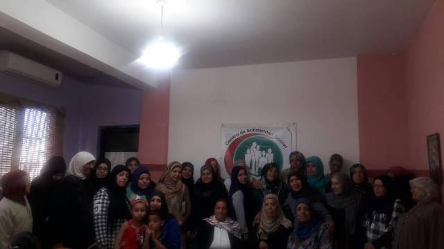 لجان المرأة الشعبية في صيدا تعقد لقاء حواريًا