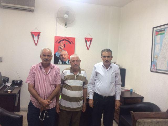 قوى اليسار الفلسطيني في صور تعقد اجتماعا في مخيم البص