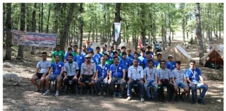 كشاف الشباب الوطني في الشمال اختتم مخيمه السنوي:  دعم عملية