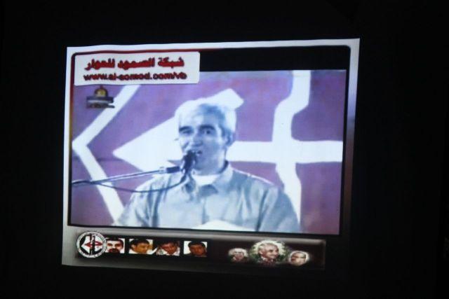منظمة الشبيبة الفلسطينية والمكتب الطلابي في الشعبية يحييان ذكرى استشهاد أبي علي مصطفى