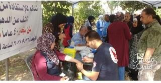 الاسعاف الشعبي وبلدية طرابلس نفذتا حملة مجانية للتحاليل المخبرية في منطقة السويقة