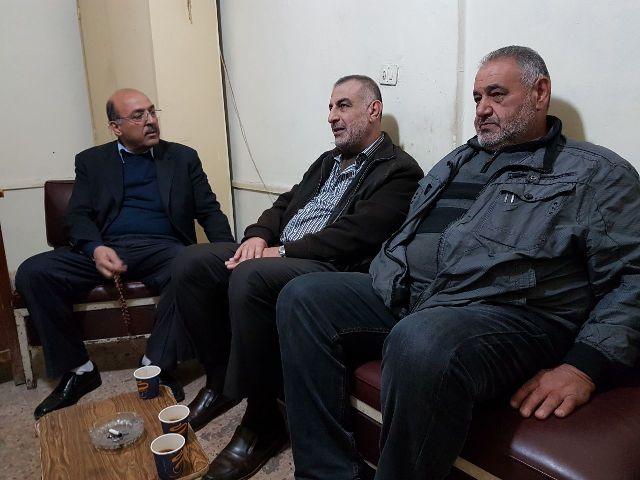 الشعبية في البقاع تلتقي قيادة حركة حماس