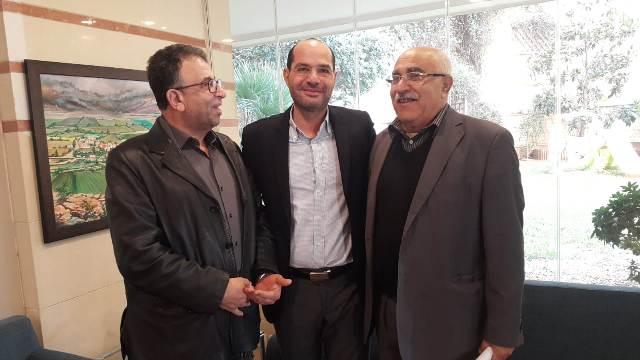 الجبهة الشعبية لتحرير فلسطين تهنئ الوزير مراد