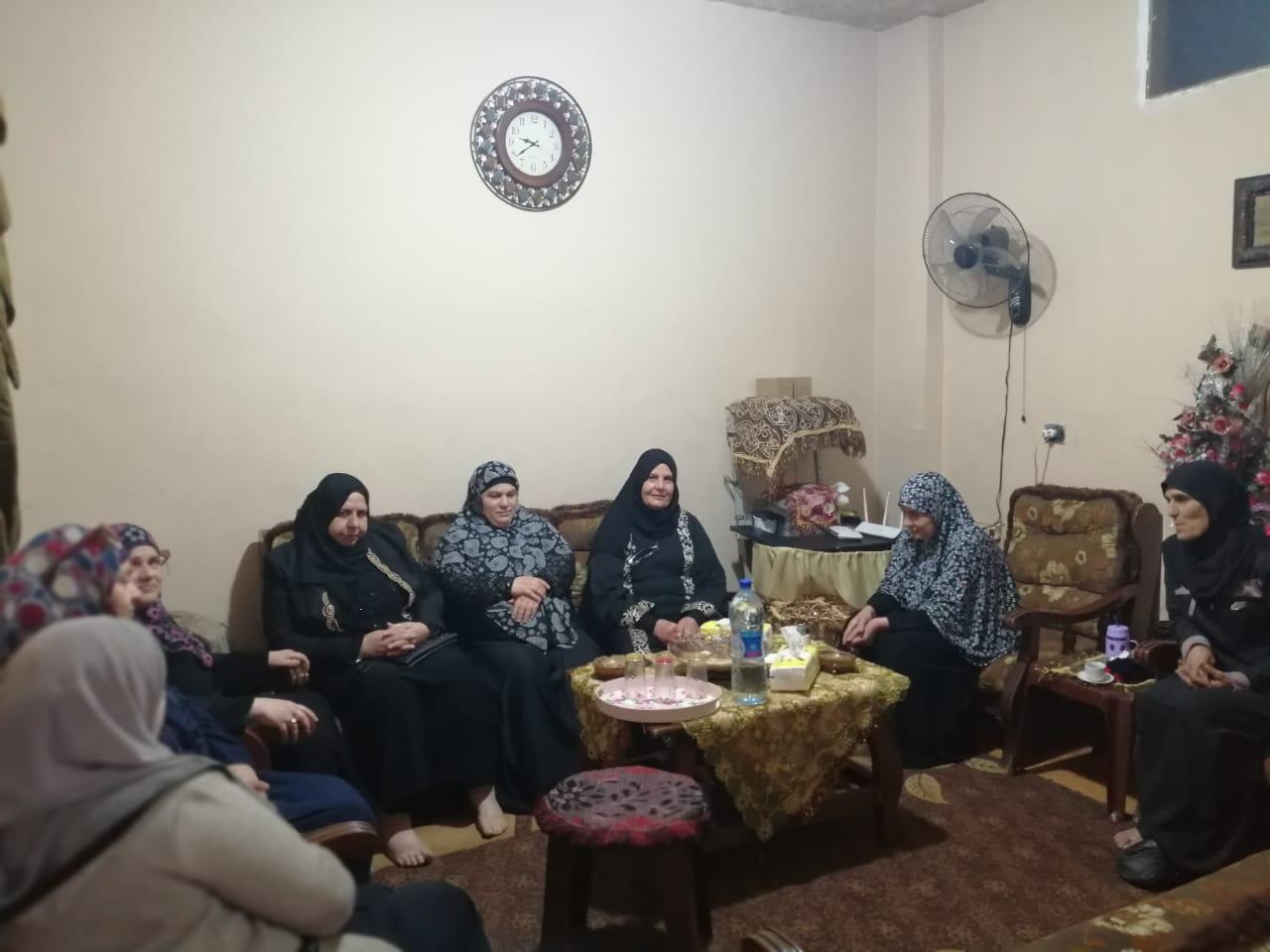 لجان المرأة الشعبية الفلسطينية تقيم ندوة سياسية اجتماعية في مخيم نهرالبارد
